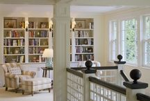 library room at 2 ponds / by JL Hinds