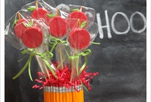 Teacher Gift Ideas / Ideas for great teachers gifts!  / by Kara Abrahamsen Lillian Hope Designs