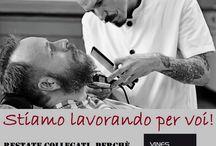 Vines Vintage / Vines Vintage è una collezione di prodotti per capelli e toeletta della barba di ispirazione moderna, progettati per rifinire e dare stile ai capelli maschili e alle barbe. Fedele alle tecniche di barbering autentiche, lo stile e l'attenzione Vines Vintage offrono prodotti contemporanei per prendersi cura della propria barba con stile! Visitate il nostro sito www.vinesvintagebarbering.com
