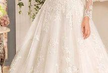 esküvő  ruhák