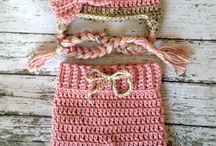 crochet and knitting / inspiration for extraordinary needlework