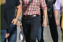 Henry Cavill in Hollywood L.A. /  Henry Cavill was seen arriving at the El Capitan Theatre in Hollywood for an appearance on Jimmy Kimmel Show on March 17, 2016