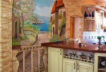 Malby na stěnu