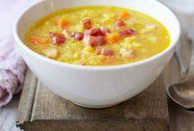soup / by Jamie Krajewski