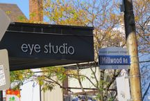 Eye Studio  / Location: 508 Mt. Pleasant Rd.  Photographer: Sandra Corr