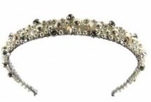 Bridal Accesories / gorgeous bridal accessories, bridal jewelery, bridal hair pieces , bridal elegance