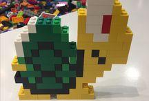 Yaptığım lego örnekleri