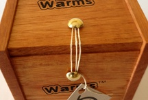 Warms Box / The physical part of the Warms gift experience. / by Warms