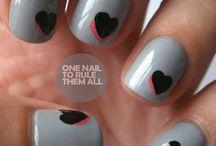Nails / Köröm Valentin