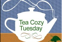 Tea Cozy Tuesday / On this board I will pin the posts and pictures from the Tea Cozy Tuesday Knit/Crochet-along.