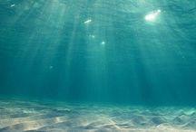 А море