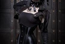 Goth stylie / by Gabriella Kovacs