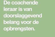 Coachende leerkracht