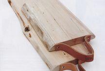 Δέρμα και ξύλο