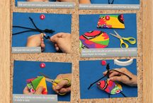 arte africana crianças