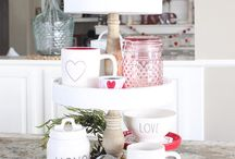 Tiered Tray Styling