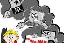 cyber bullying cartoons
