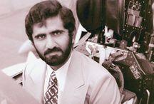 Mohammed RSM: juventud 1 / Mohammed bin Rashid bin Saeed Al Maktoum, 15/07/1949. Vicepresidente y Primer Ministro de los EAU y Gobernante de Dubái.  -Padre: Rashid bin Saeed bin Maktoum Al Maktoum.  -Madre: Latifa bint Hamdan bin Zayed Al Nahyan