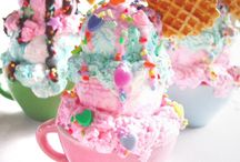 Kawaii ice cream