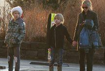 Sasha & Sam Naomi & kids