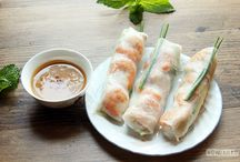 VietNamese Food / Vietnamese food has become popular around the world. Discover our recipes to make perfect Vietnamese food.