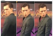 Tom Holland is life