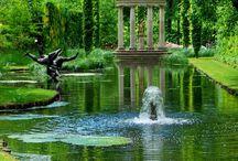 Su Bahçeleri ve Süs Havuzları