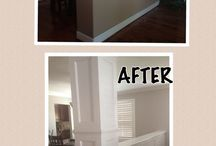 Remodeling walls