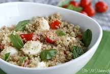 Lean & Healthy Salads / by Wellness Maggie