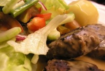 Paleo Foods & More / ideas, recipes, and thoughts on Paleo foods, wild meat and greens, and more. / by Kat Trubey