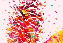 Art: Illustrations / by Kitkat Galvez