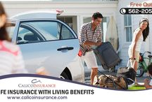 Term Life Insurance with Living Benefits / Life Insurance is for the living.