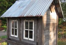 Hens house