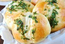 Chleby, bułki