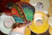 hats knitted / by marijke goudzwaard
