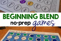 Reading Games-Tutoring