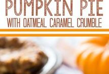 pumpkin recipes / Dessert
