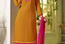 Cheap Churidar Suits / Buy Churidar Suits of latest design in very low prices
