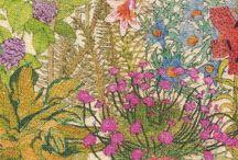 Fabrics Wish List / The fabrics I spot, love & want to make with!!