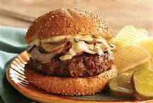 Savory Sandwiches / Burgers, Melts, Sliders and more! Browse our savory sandwich recipes!  / by Crisco Recipes