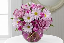 Spring Flowers / Gorgeous arrangements using great spring flowers!