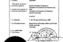 Apostille Certification
