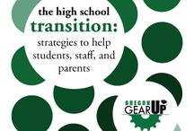 High School - School Counseling / by Aaron Humphreys