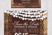 Invitations, Flyers, Cards