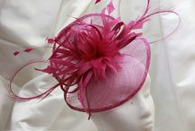 Wedding Headwear / Its all about the hats, fascinators and hatinators at the Simply Devine Hat Shop in Tadcaster.  One of the UK's specialist hat shops to where ladies travel the length and breadth of the UK.