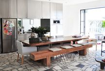 Cooking & Dining Spaces / by Bcn