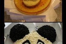 Şirin pastalar