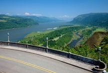 Scenic Drives / Nothing beats taking the scenic route. We are sharing our favorite scenic drives around the United States. Enjoy!