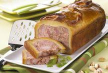 Foie gras, pâtés