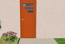 The Sims 2 Door downloads